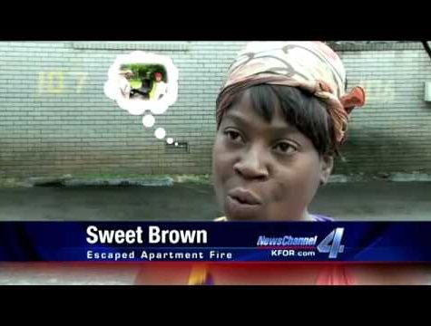 Sweet Sweet Brown – Still does not have time