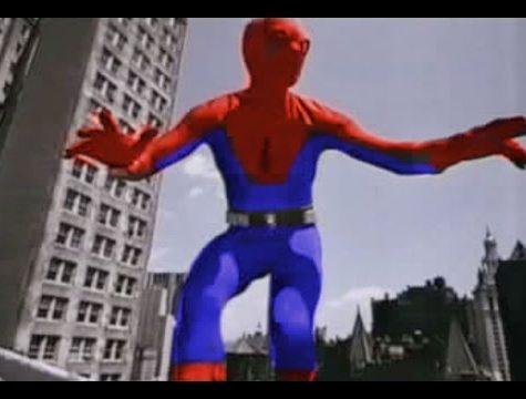 Spider-Man TV Show Opening 1977