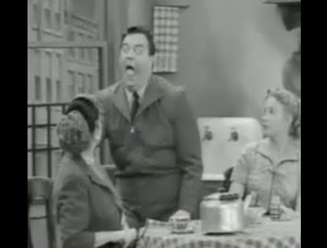 YOU ARE A BLABBERMOUTH!!!!! Classic Honeymooners
