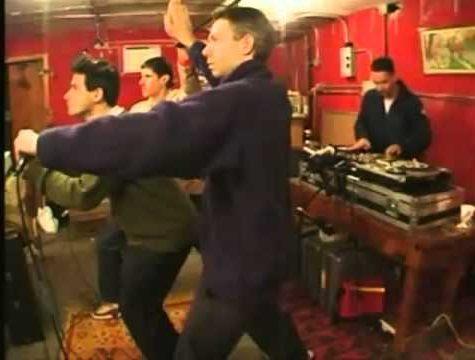 "Beastie Boys ""3 MCs & 1 DJ"" Live"