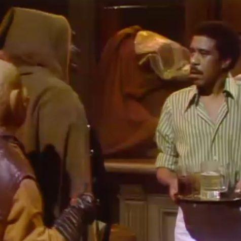 The RIchard Pryor Show 1977 – Star Wars Cantina Bar